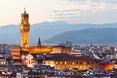Florence, Palazzo Vecchio, piazza della Signoria.