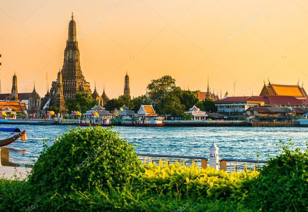 Wat Arun, Bangkok ,Thailand