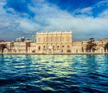 Dolmabahce Palace, Istanbul, Turkey.