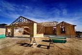Fotografie výstavba nových domů v rozvoji
