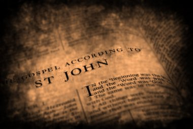 Bible New Testament St. John