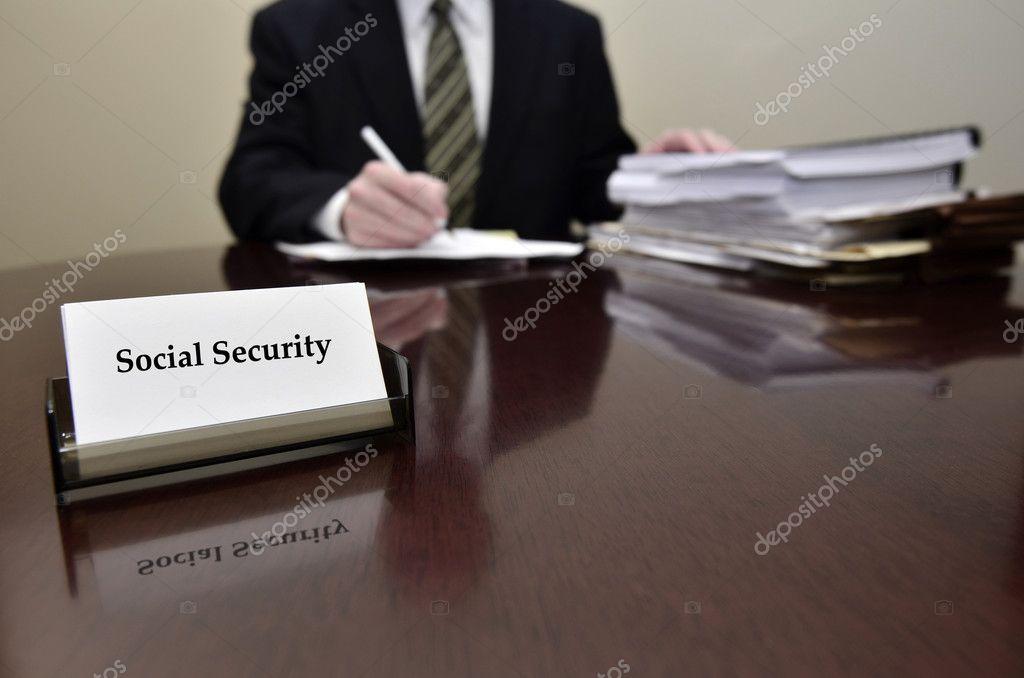 Social Security Worker