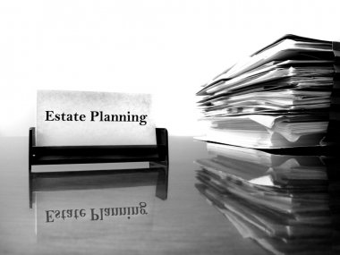 Estate Planning Business Card