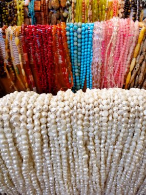 Strands Strings of Beads Necklaces