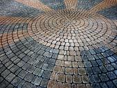 Fotografie valoun kamenný kruh vzor