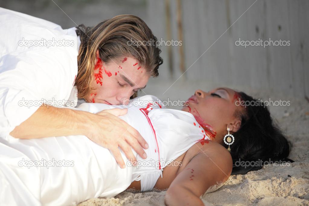 Картинка муж убивает жену