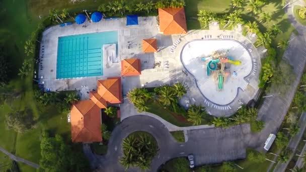plavecký bazén a vodní park