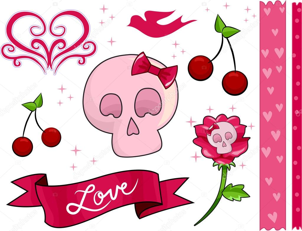 ce6b0a7a9c Csontváz szerelem — Stock Fotó © lenmdp #12584273