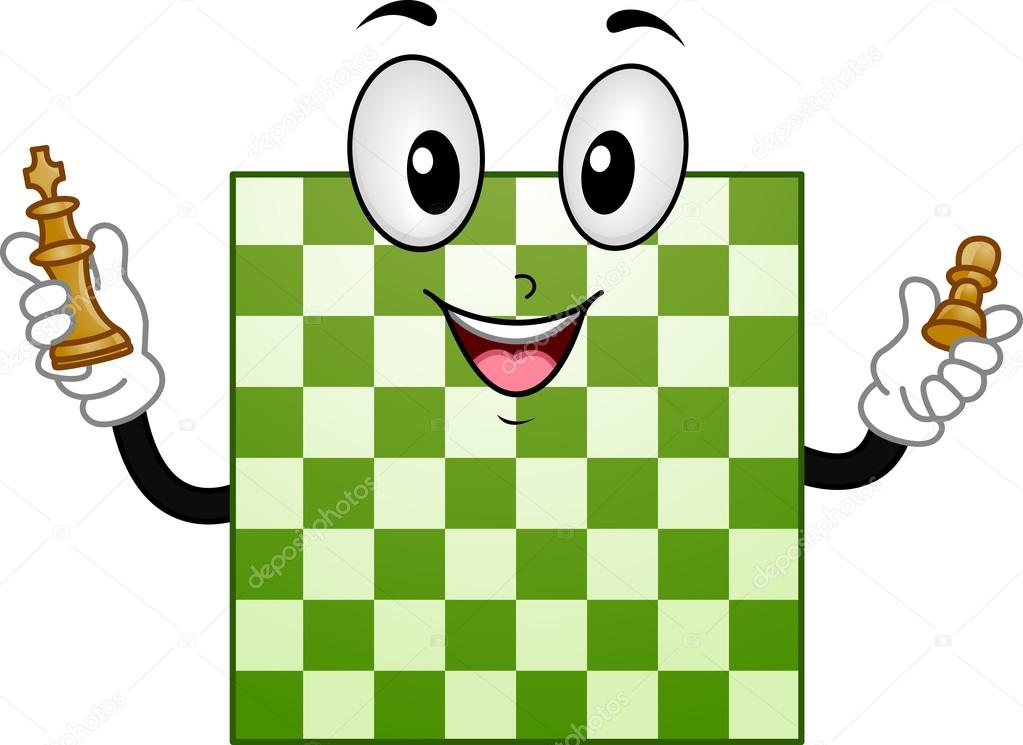 Рисунок шахматные сказочные фигуры для детского сада