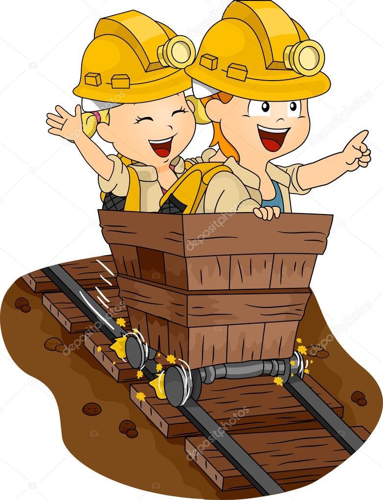 Открытки 2017, шахтеры картинки для детей