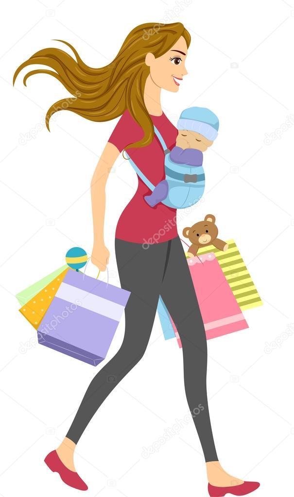 bebe shopping