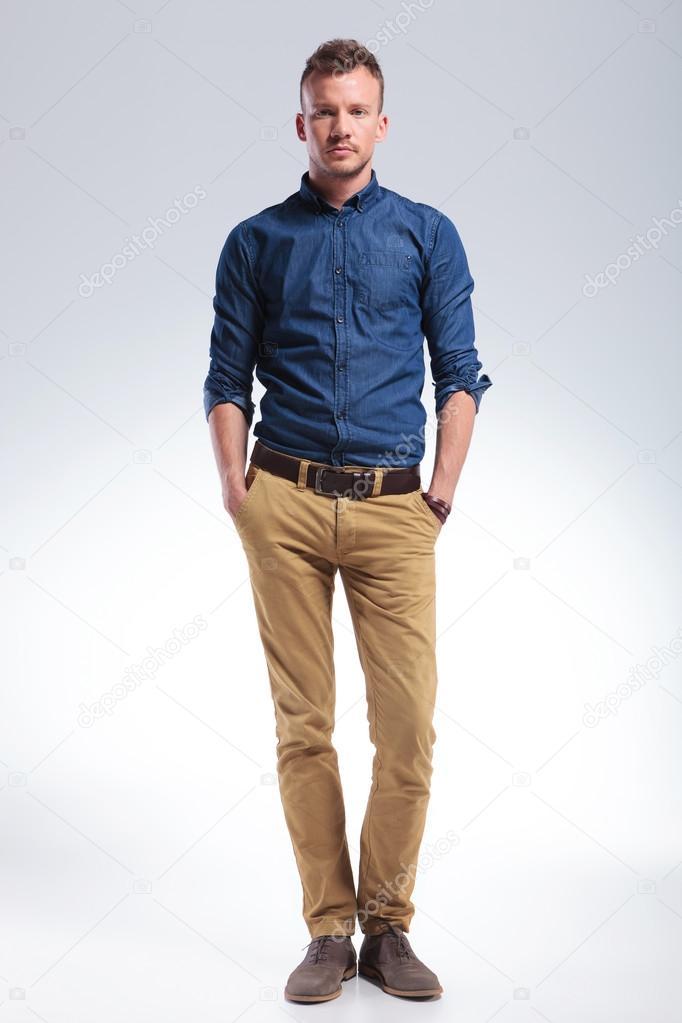 Slate Yellow And White Mens Fashion