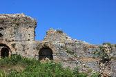 Fotografie archäologische Stätte von der Antike nikopolis