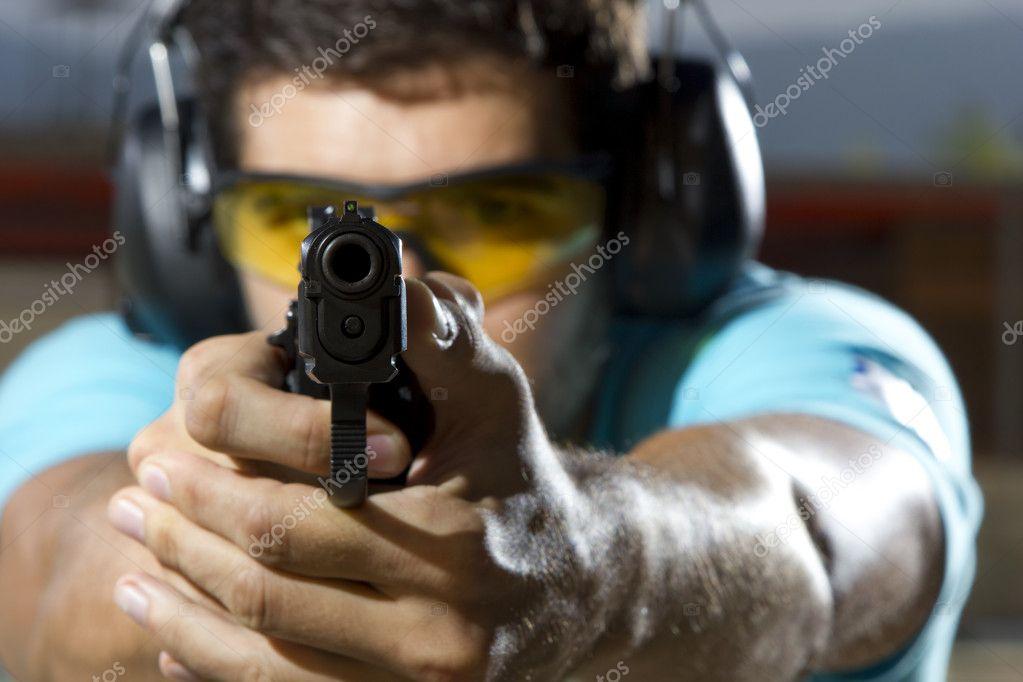 Отделение пулевой стрельбы (пистолет)