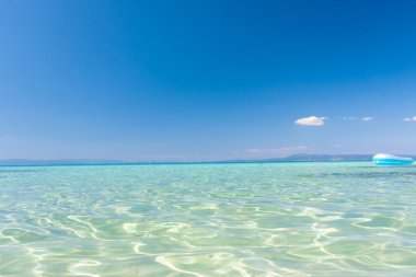 Portokali beach, Halkidiki, Greece