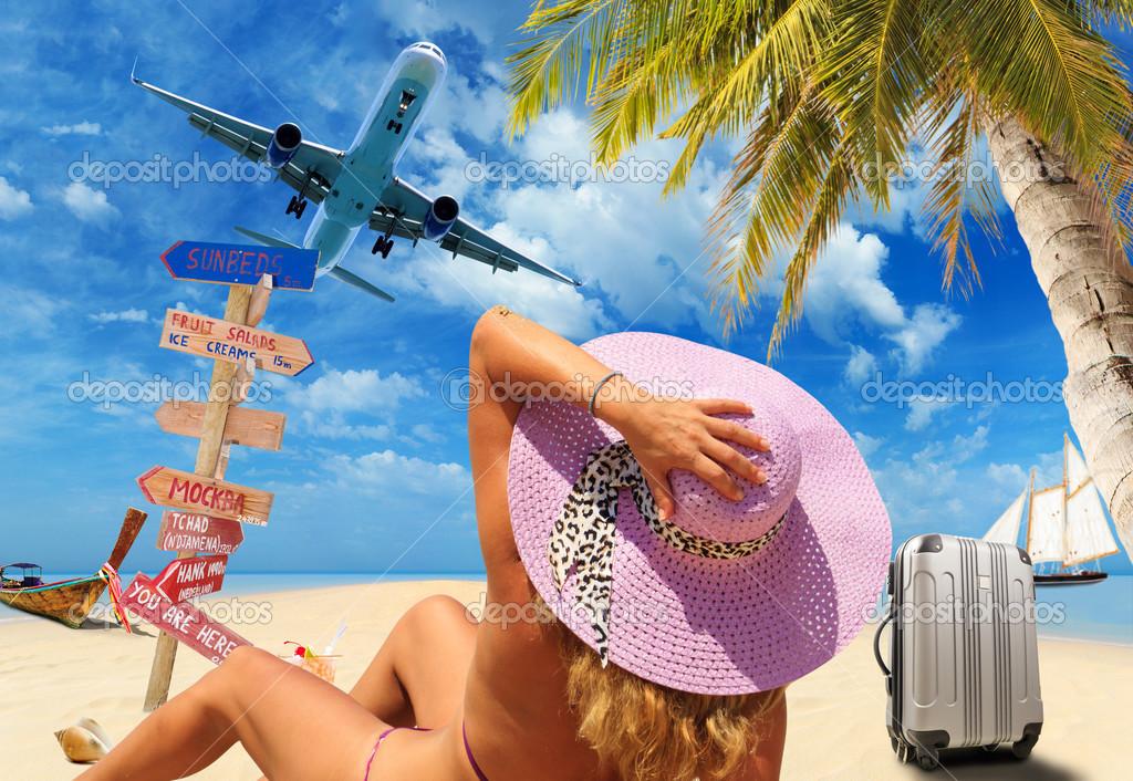 Отпуск ура картинки женщине