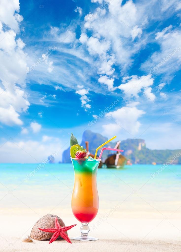 sexe entre jeune le sexe sur le cocktail de la plage