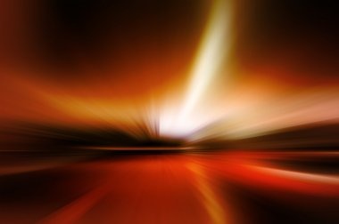 Abstract background in red, orange and brown colors.