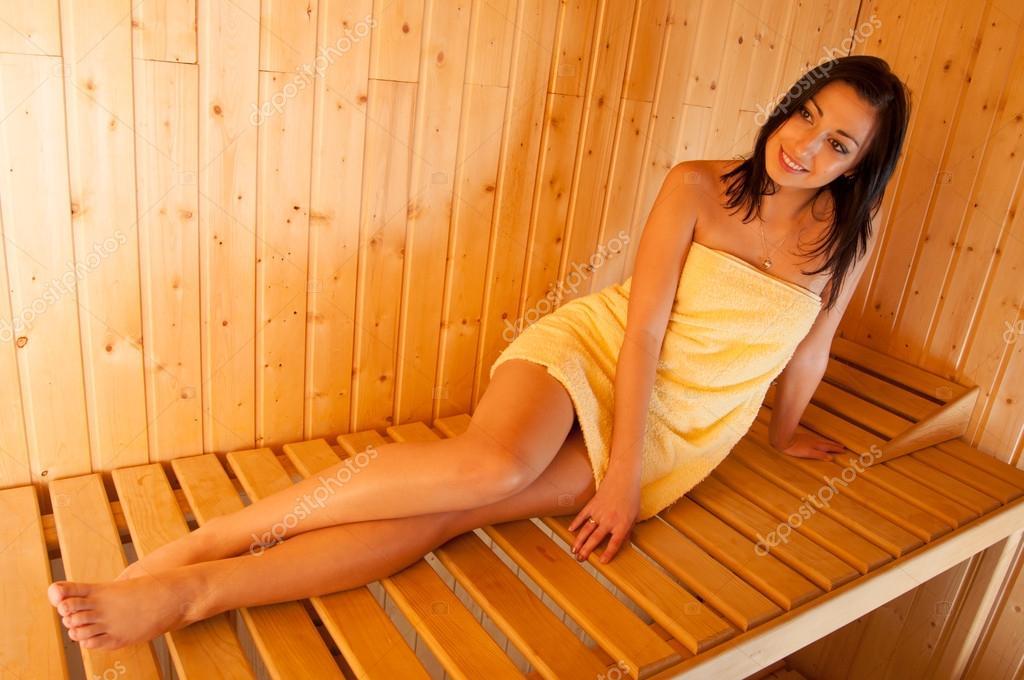 Leather girls in sauna naturist masterbating