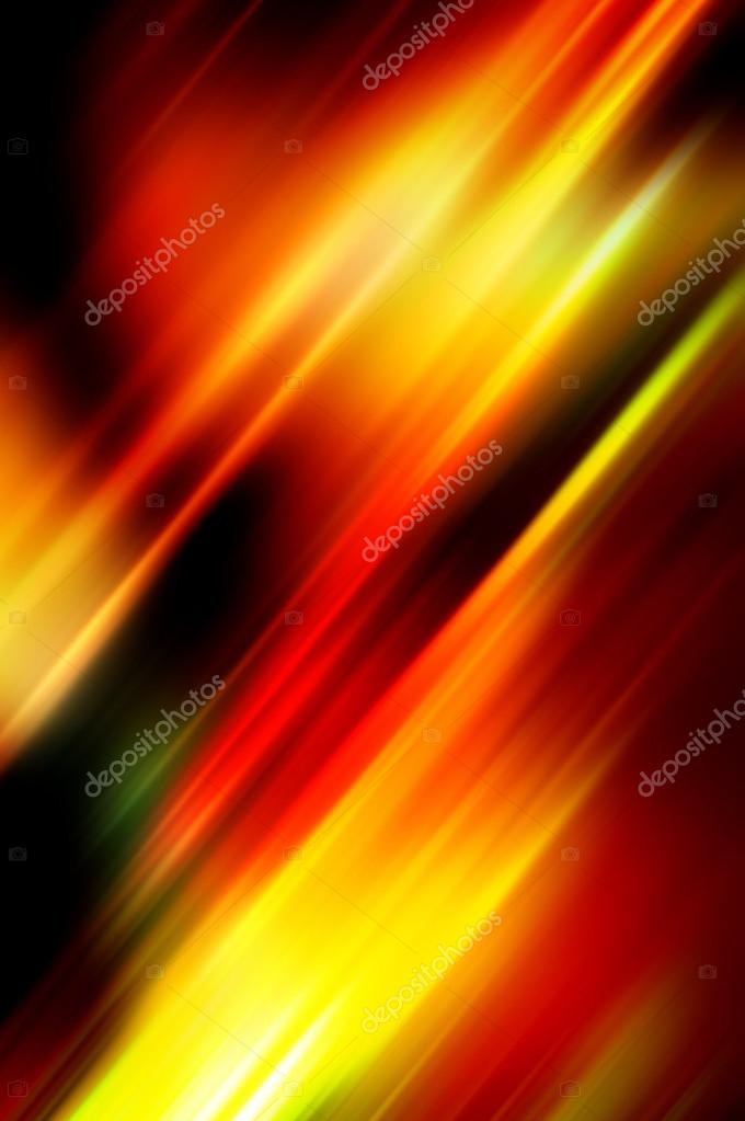 Abstract Background In Red Yellow And Black Stock Photo