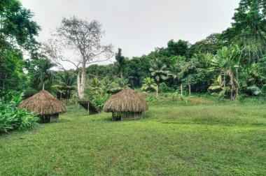 Heritage park in Jamaica
