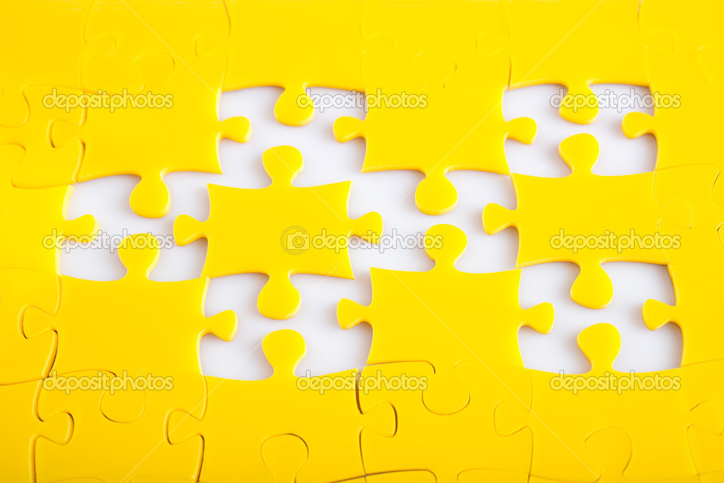 Jigsaw Puzzle With The Missing Piece Shallow Depth Of Field Photo By Art