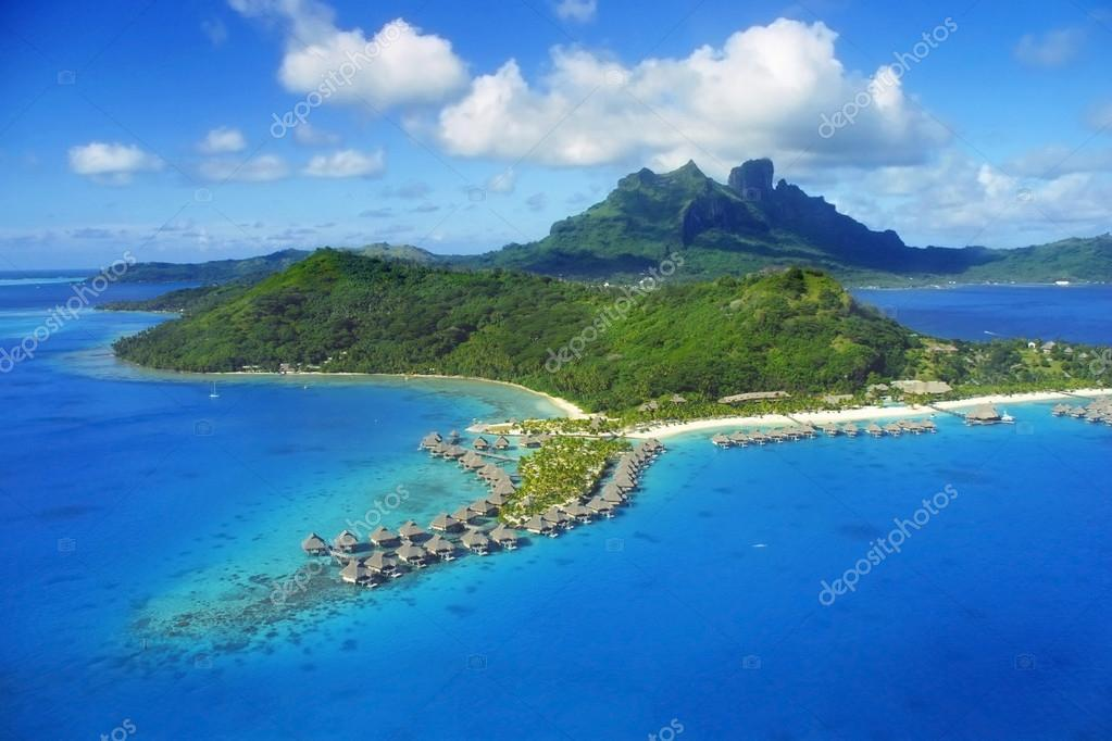 Фотообои Bora Bora