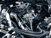 Fotografie auto motor