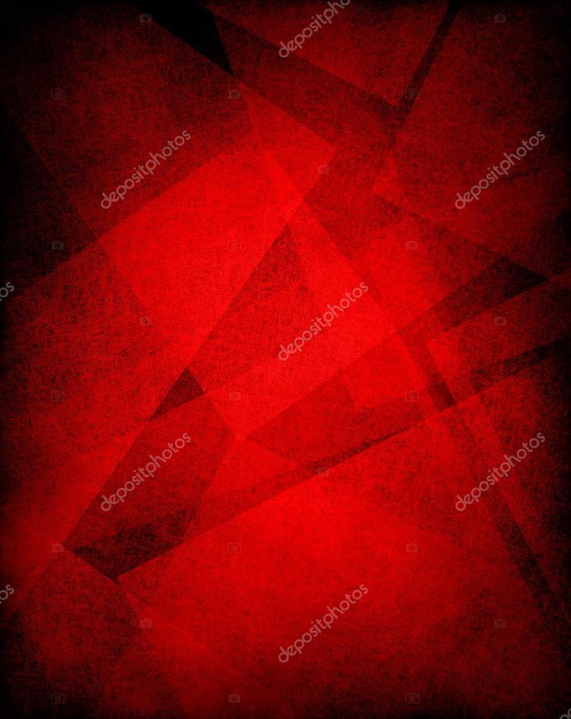 Dessin Abstrait De Texture Rouge Fond Noir Photographie Apostrophe