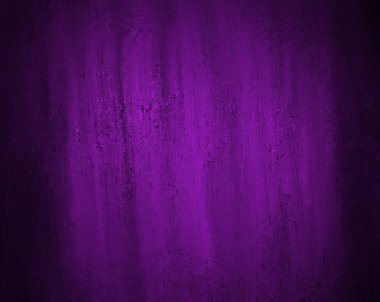 purple background black grunge texture and lighting