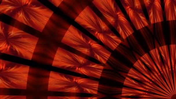 sluneční paprsky - abstraktní