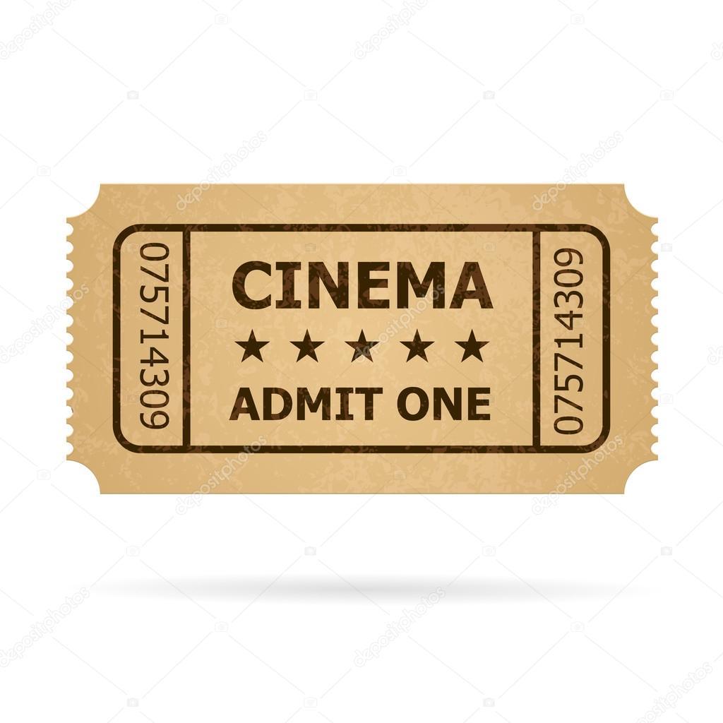 Билет в кино в векторе театр немировича данченко афиша на январь