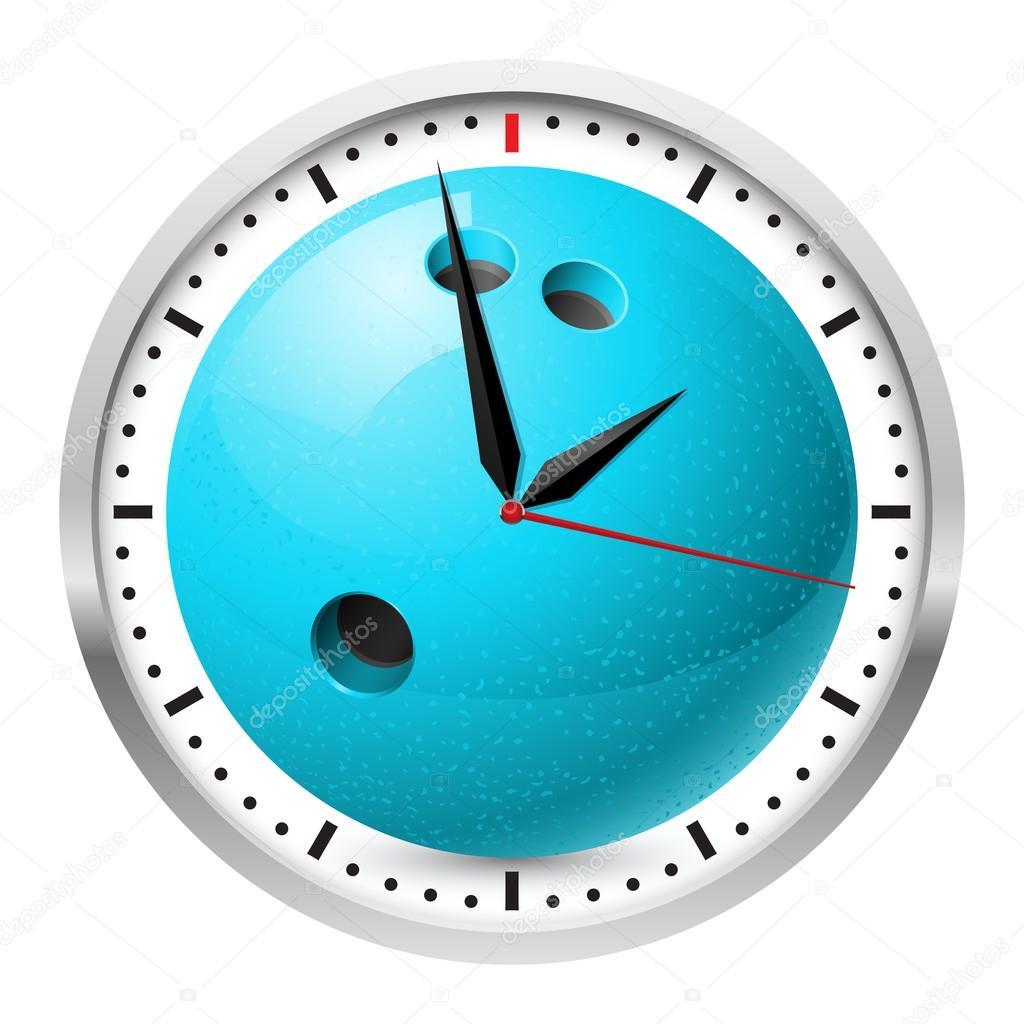 Sports wall clock stock vector dvargg 22562809 sports wall clock stock vector 22562809 amipublicfo Gallery