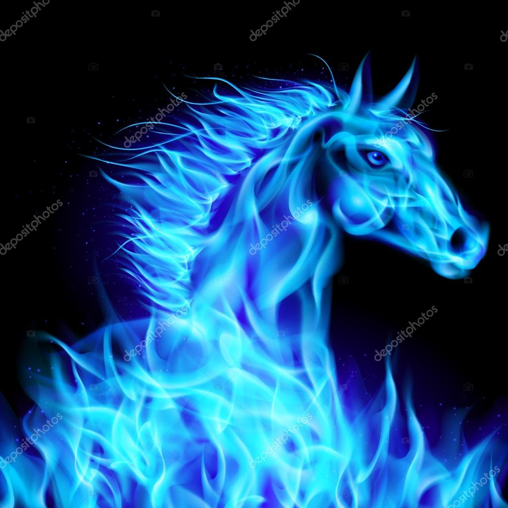 ᐈ Horses Stock Wallpapers Royalty Free Blue Horse Images Download On Depositphotos