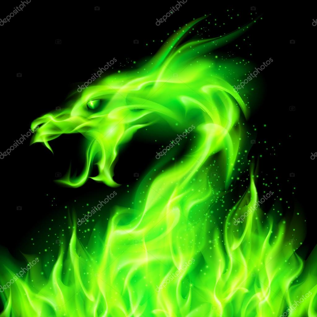 Fire Dragon Stock Vector C Dvargg 33914373