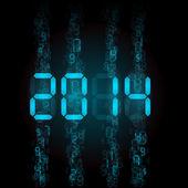 Digitální číslice 2014