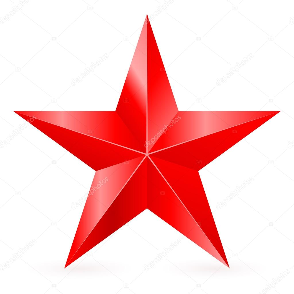 красная звезда картинки