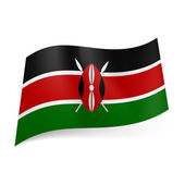 Photo State flag of Kenya