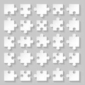 Fotografie Puzzle set