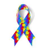 Fotografie Puzzle ribbon