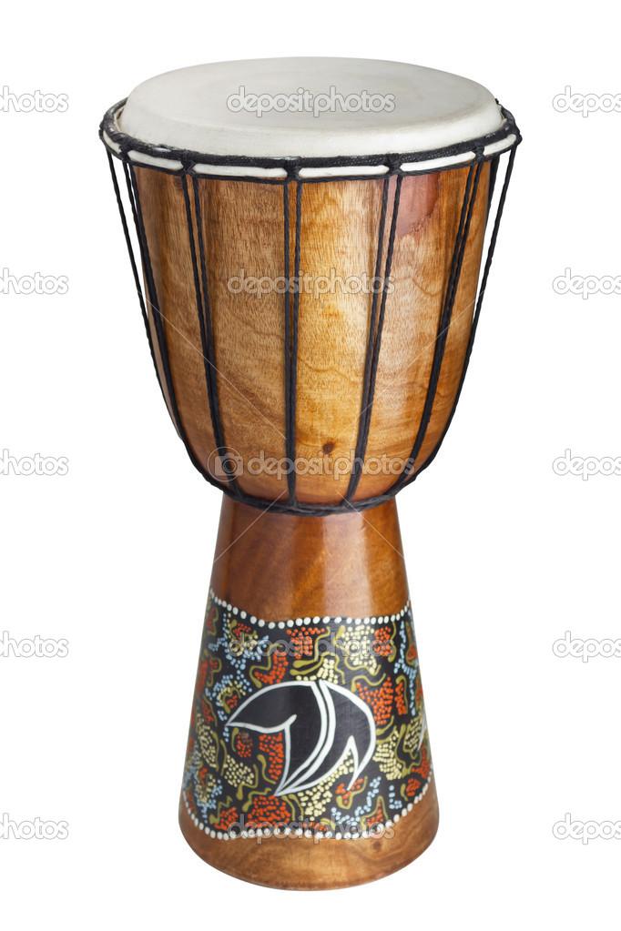 Скачать звук африканский барабан