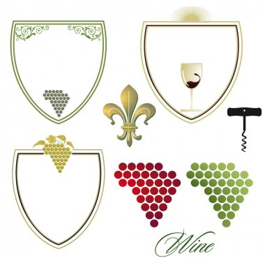 Wine characters