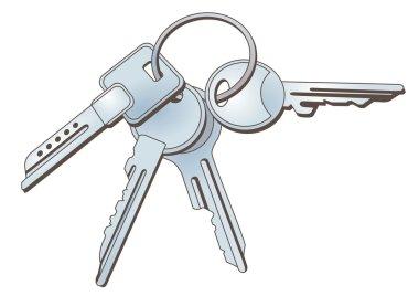 Key and keychain