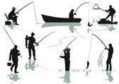 horgász a halászati