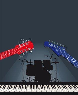 Rock music group