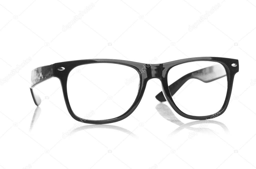 фото черные очки