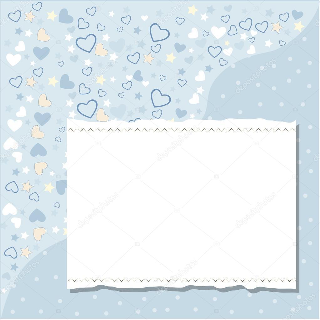 diseño de marco Cool plantillas para tarjetas de felicitación ...