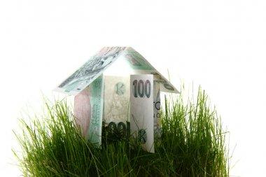 green house from the czech money
