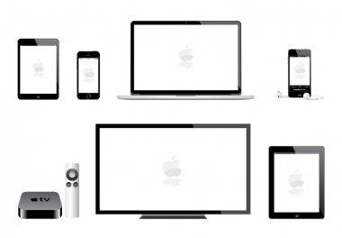 Apple ipad iphone ipod mac tv
