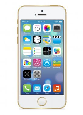 Apple iphone 5s white
